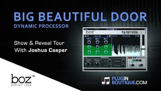 Big Beautiful Door Dynamic Processor by Boz Digital Labs - Show Reveal