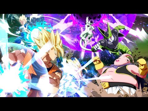 DRAGON BALL FighterZ - E3 2017 Trailer  | XB1, PS4, PC