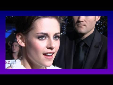 Kristen Stewart On Being Pregnant Bella In Breaking Dawn [Eclipse Movie Premiere Interview]