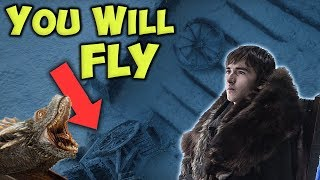 Did The Game Of Thrones Teaser Prove Something We've Been Thinking All Along? Bran FLYS!