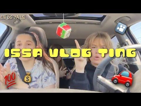 Issa Vlog Ting!  Emily & Diana