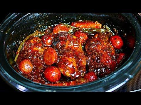 slow-cooker-honey-garlic-chicken-and-veggies-recipe---easy-chicken-and-veggies