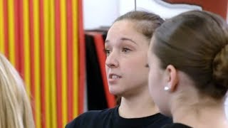 Abby's Doesn't Show Up To Rehearsal | Dance Moms | Season 8, Episode 14