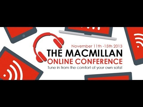 Macmillan Online Conference 2013: Adults session