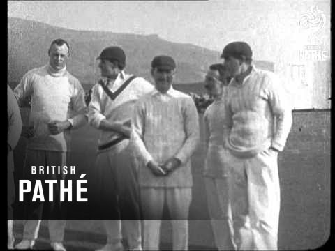 Cricket - Lancs V. Yorks (1910-1919)