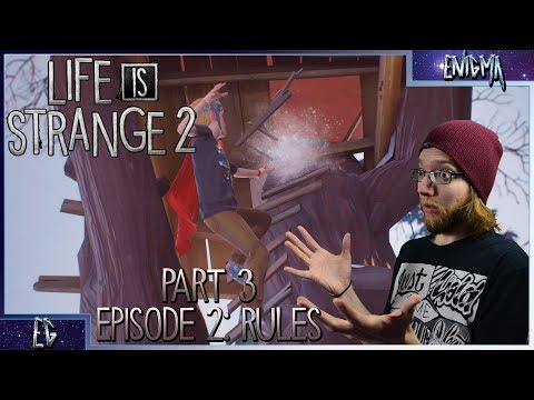 SAVING A FRIEND | Life is Strange 2 - Episode 2: Rules | Part 3 thumbnail