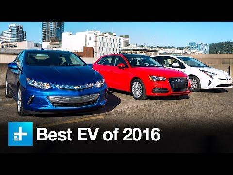 Best Alternative Energy Vehicle (EV) for 2016
