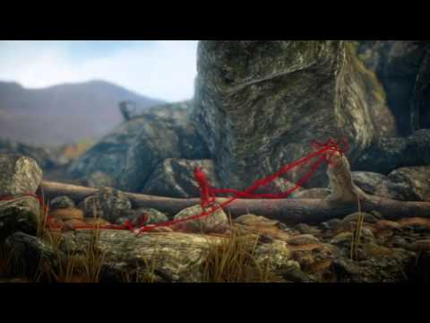 Unravel rat in cave nice mission (ps4)