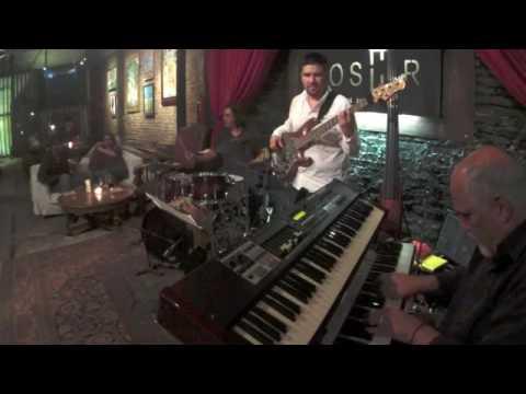 Doug Robinson Trio at Cafe Moser 2016 ALL BLUES