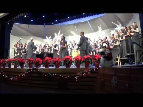 Reservoir High School Winter Concert December 2, 2015 Choir Only