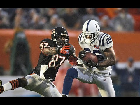 Kelvin Hayden Pick Six in Super Bowl XLI