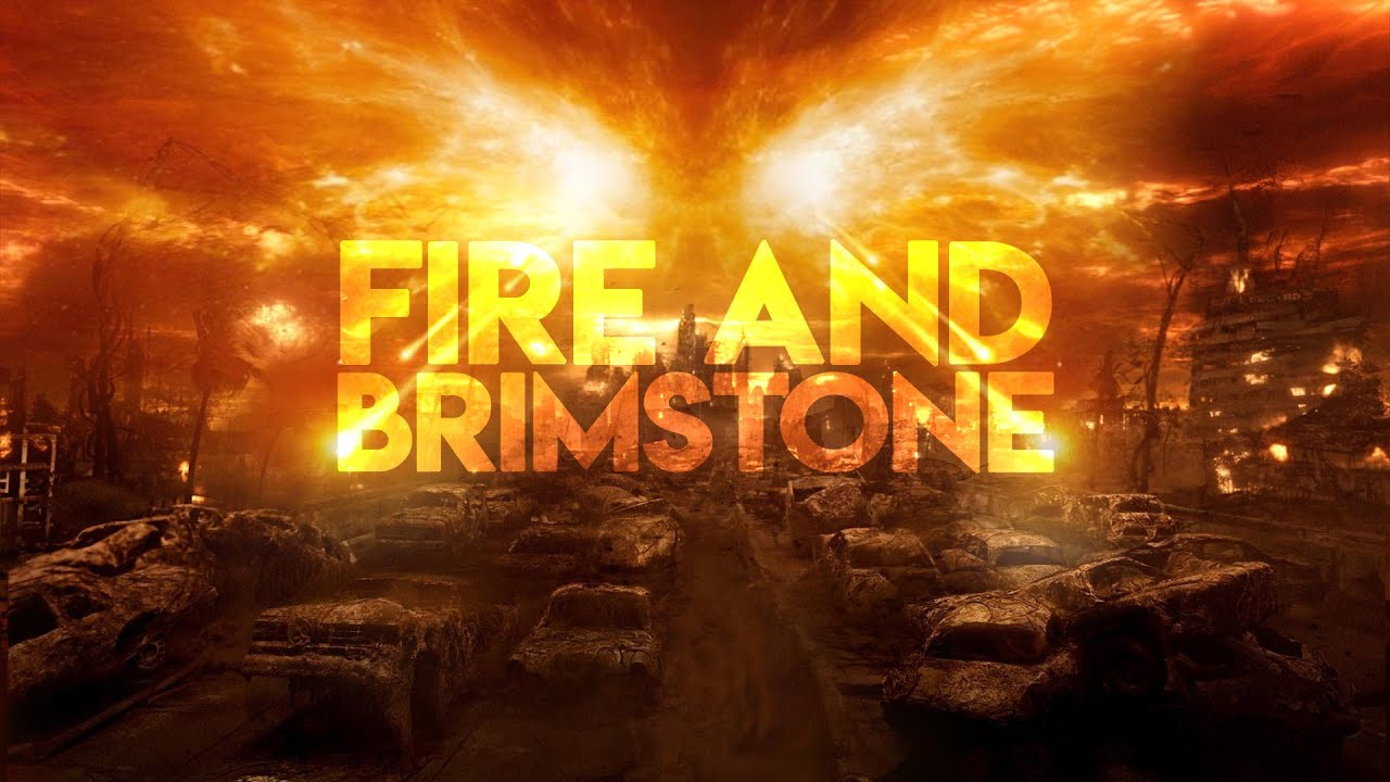 That Dreadful Day Of Fire & Brimstone - David Wilkerson