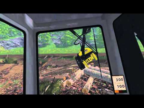 FS 15 Forestry Pack Harvester LP 19B3 Part#1