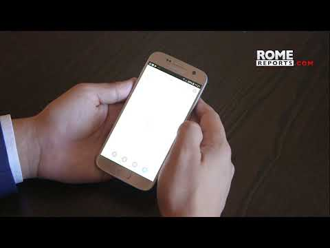 An app to assist morning Scripture reading and reflection