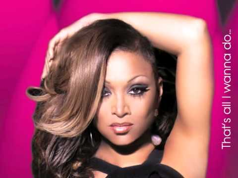 Chanté Moore - Baby Can I Touch Your Body (lyric video)