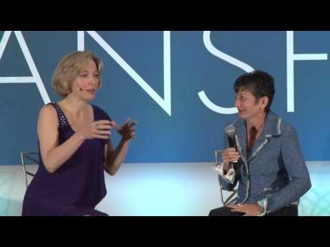Nan Martin Speaking at Pamela Bruner's Transform 2015 on Discovering Your Inner GPS