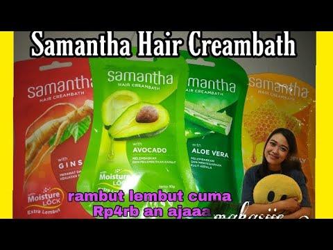 Samantha Hair Creambath Review Rejoice Conditioner Creambath Sendiri Di Rumah Gak Perlu Ke Salon Youtube