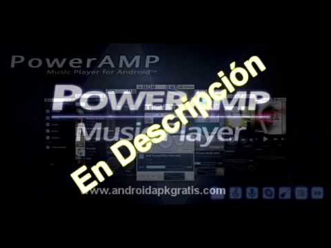 poweramp music player unlocker apk