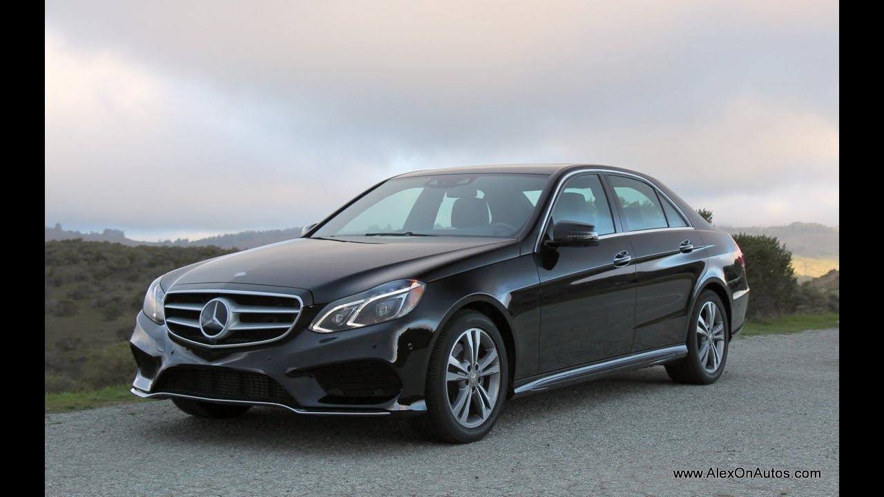 2014 Mercedes-Benz E250 BlueTec 4MATIC Test – Review – Car and Driver