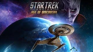 Star Trek Online: Age of Discovery #1 - Samuel L. Vulcan & His Bestie Tilly