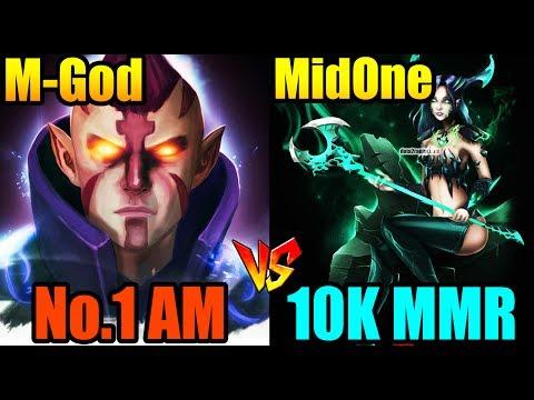 Miracle- vs MidOne