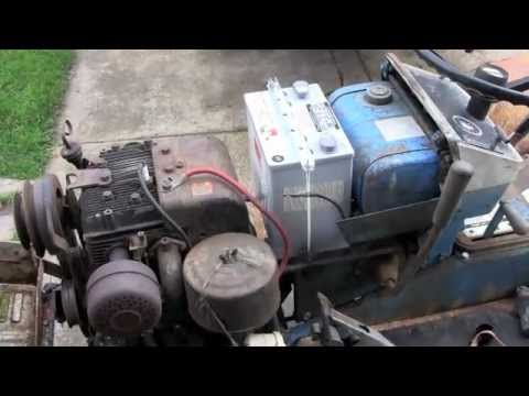 hqdefault 1973 montgomery ward tractor project battery install youtube Montgomery Ward Tractor Manual at n-0.co
