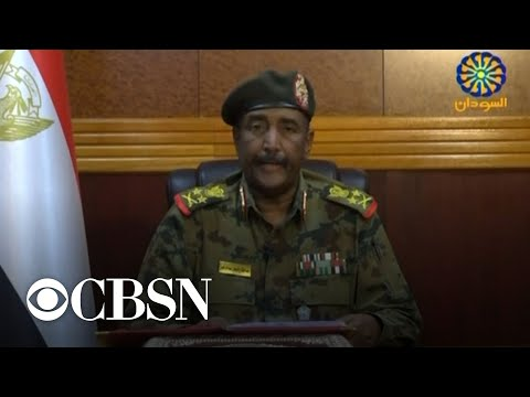 Sudan military offers talks after deadly crackdown