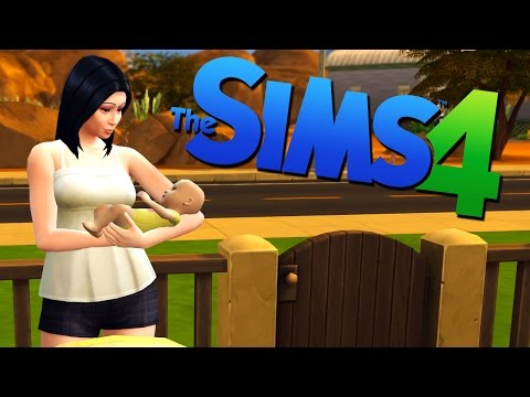 A BABY BOSS! - The Sims 4 - Part 7 - 동영상