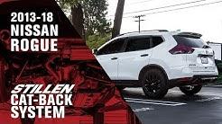 2013+ Nissan Rogue   STILLEN Cat-Back Exhaust System   Sound Clips