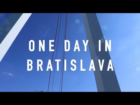 One day in Bratislava/ VLOG