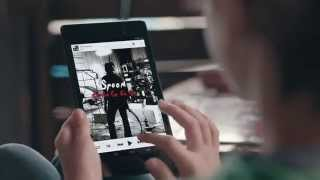 Google Nexus 7 - Fear Less Commercial