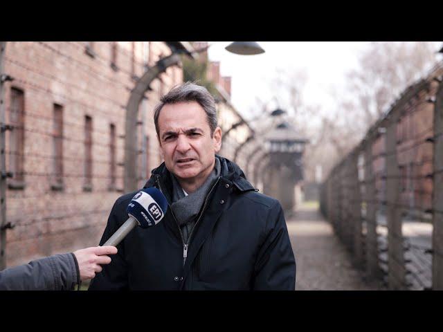 <span class='as_h2'><a href='https://webtv.eklogika.gr/dilosi-toy-prothypoyrgoy-kyriakoy-mitsotaki-sto-auschwitz' target='_blank' title='Δήλωση του Πρωθυπουργού Κυριάκου Μητσοτάκη στο Auschwitz'>Δήλωση του Πρωθυπουργού Κυριάκου Μητσοτάκη στο Auschwitz</a></span>