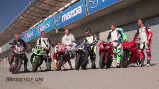2015 Six-Pack Superbike Shootout Final
