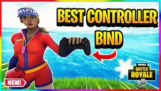 *HOW* TO GET BETTER AT FORTNITE ON CONSOLE! 2019 | Best Controller Bindings
