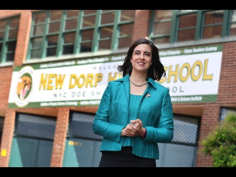 Mayoral candidate: New York State Assembly woman Nicole Malliotakis