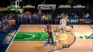 NBA JAM XBOX 360 gameplay HD