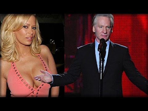 Thumbnail: AFTER INSULTING TRUMP, BILL MAHER'S DIRTY LAUNDRY JUST GOT AIRED OUT TO DRY BY A PORN STAR!