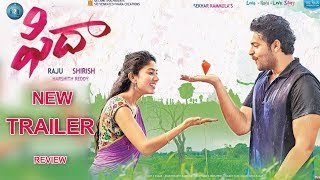 FIDAA New Theatrical Trailer Review | Varun Tej | Sai Pallavi | #FIDAA | Ready2release|