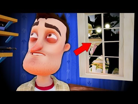IT LIVES NEXTDOOR - Hello Neighbor (Full Game) Act 3