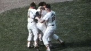 1966WS Gm4: Orioles complete sweep of Dodgers