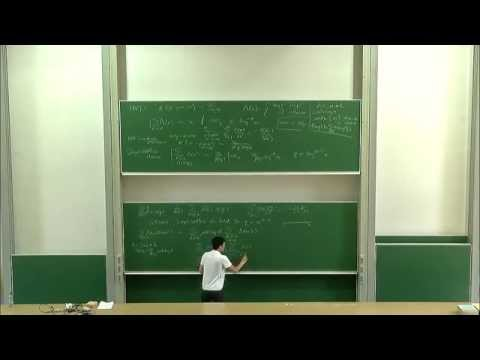 Terence Tao: Equidistribution estimates for the primes