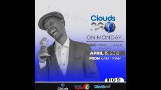 LIVE: Exclusive_Clouds 360 na Comedian King Mwalubadu