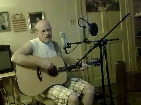 Here Come Those Tears Again - Jackson Browne cover by Tom Thompson