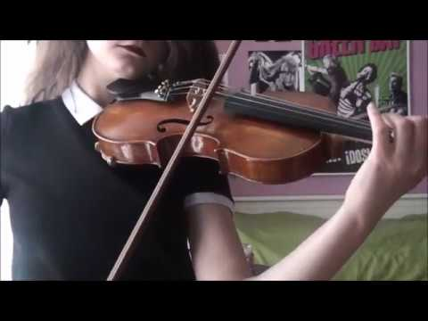 Death of a Bachelor violin cover P!ATD