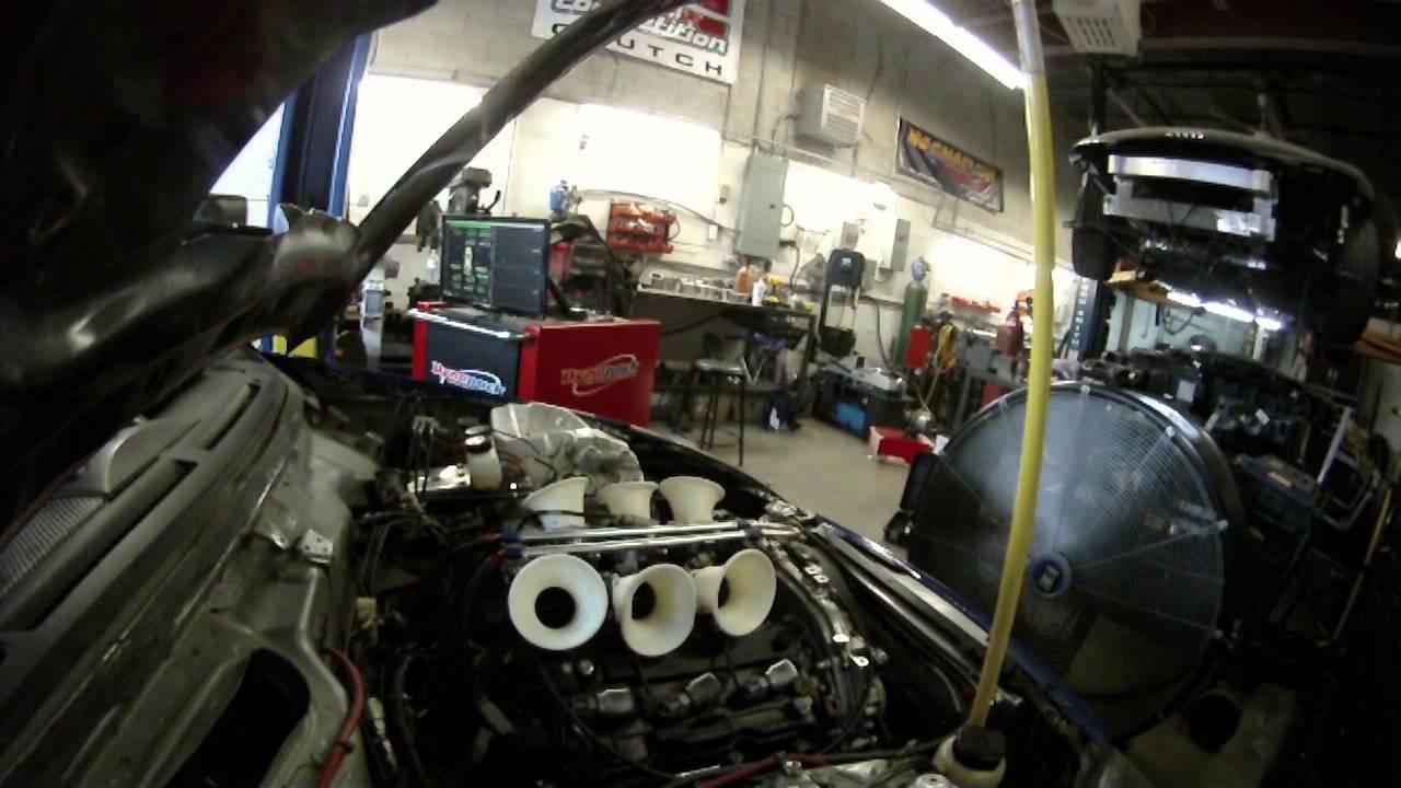 414whp VQ35HR N/A Engine Development