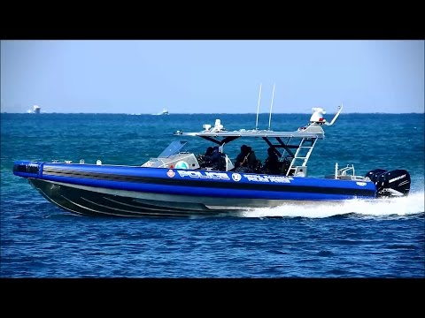 SAFE Boats 41' Apostle | Royal Bahamas Police Force
