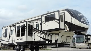 Beautiful 2017 Forest River Sierra 377FLIK 5-Slides