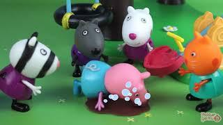 Мультфильм для детей Свинка и ее друзья играют в прятки