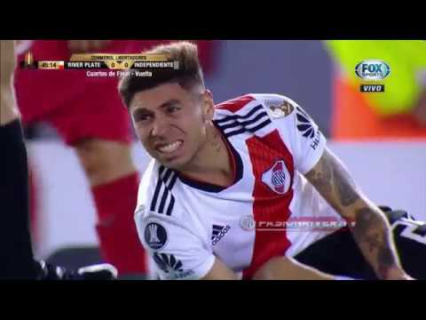 River Plate vs Independiente (3-1) Copa Libertadores 2018 - 4tos Final Vuelta - Resumen FULL HD