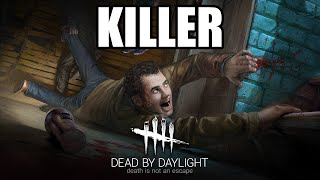 Dead by Daylight - Killer Gameplay